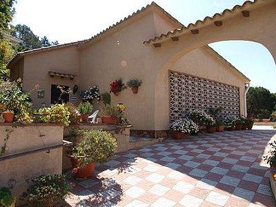 Image 3   7 bedroom villa for sale with 0.58 hectares of land, Serra Brava, Lloret de Mar, Girona Costa Brava, Catalonia 162448