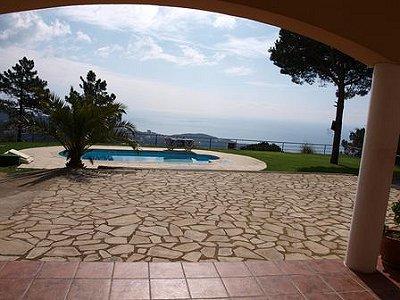 Image 2 | 9 bedroom villa for sale with 1,600m2 of land, Serra Brava, Lloret de Mar, Girona Costa Brava, Catalonia 162466