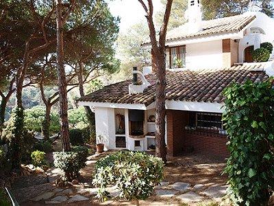 Image 2   4 bedroom villa for sale with 950m2 of land, Blanes, Girona Costa Brava, Catalonia 162496