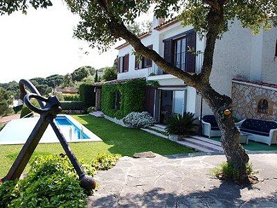Image 4   4 bedroom villa for sale with 1,122m2 of land, Cala Canyelles, Lloret de Mar, Girona Costa Brava, Catalonia 162499