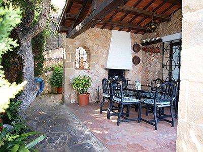 Image 6   4 bedroom villa for sale with 1,122m2 of land, Cala Canyelles, Lloret de Mar, Girona Costa Brava, Catalonia 162499