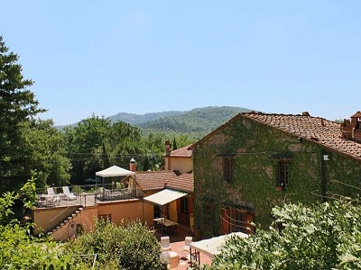 Image 4 | 10 bedroom farmhouse for sale with 2 hectares of land, Bucine, Siena, Tuscany 162769