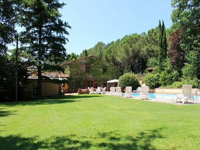 Image 8 | 10 bedroom farmhouse for sale with 2 hectares of land, Bucine, Siena, Tuscany 162769
