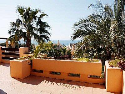 3 bedroom penthouse for sale, Golden Mile, Marbella, Malaga Costa del Sol, Andalucia