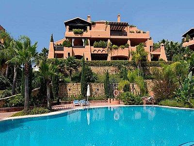 2 bedroom apartment for sale, Sierra Blanca, Marbella, Malaga Costa del Sol, Marbella Golden Mile