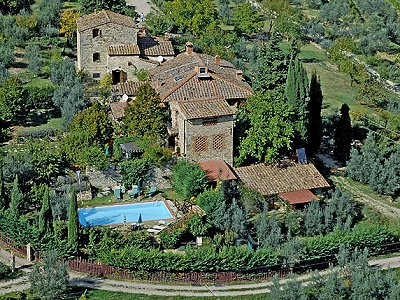 3 bedroom villa for sale, Greve in Chianti, Florence, Chianti