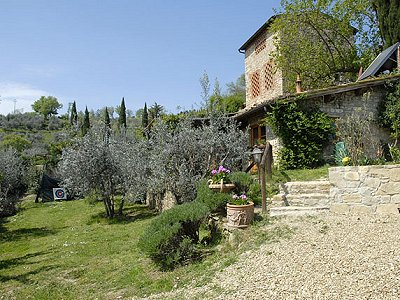 Image 2 | 3 bedroom villa for sale with 45,000m2 of land, Greve in Chianti, Florence, Chianti 162997