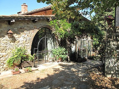 Image 4 | 3 bedroom villa for sale with 45,000m2 of land, Greve in Chianti, Florence, Chianti 162997