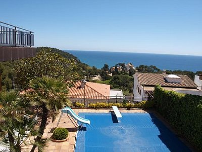 Image 3 | 5 bedroom villa for sale with 800m2 of land, Blanes, Girona Costa Brava, Catalonia 163061