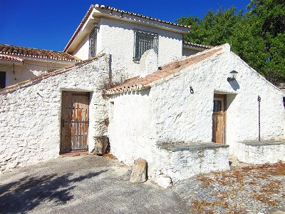 Image 3 | 3 bedroom farmhouse for sale with 1.3 hectares of land, Chullera, Malaga Costa del Sol, Andalucia 163168