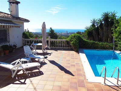 Image 4 | 3 bedroom farmhouse for sale with 1.3 hectares of land, Chullera, Malaga Costa del Sol, Andalucia 163168