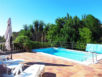 Image 5 | 3 bedroom farmhouse for sale with 1.3 hectares of land, Chullera, Malaga Costa del Sol, Andalucia 163168