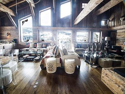 Image 7   8 bedroom ski chalet for sale, Megeve, Haute-Savoie , Rhone-Alpes 163379