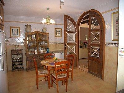 Image 10 | 4 bedroom villa for sale with 1,657m2 of land, Mojacar, Almeria Costa Almeria, Andalucia 164019