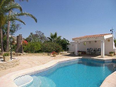 Image 2 | 4 bedroom villa for sale with 1,657m2 of land, Mojacar, Almeria Costa Almeria, Andalucia 164019