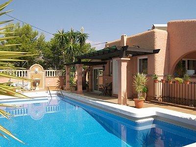 Image 1 | 5 bedroom villa for sale with 1,011m2 of land, Mojacar, Almeria Costa Almeria, Andalucia 164027