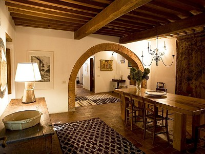 5 bedroom farmhouse for sale, Colle di Buggiano, Lucca, Tuscany