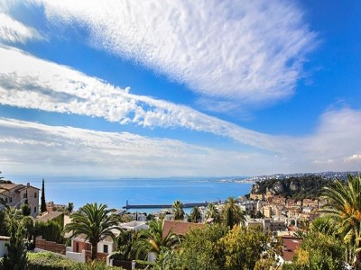 Image 1 | 3 bedroom penthouse for sale, Mont Boron, nice, French Riviera 164284