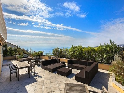 Image 2 | 3 bedroom penthouse for sale, Mont Boron, nice, French Riviera 164284