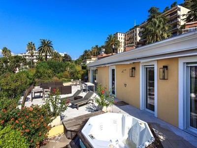 Image 4 | 3 bedroom penthouse for sale, Mont Boron, nice, French Riviera 164284