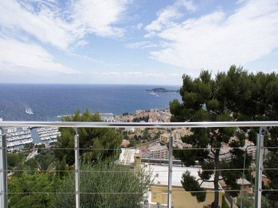 Image 3   4 bedroom penthouse for sale, Beaulieu sur Mer, French Riviera 164306