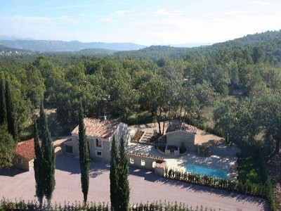 6 bedroom house for sale, Fayence, Var, Cote d