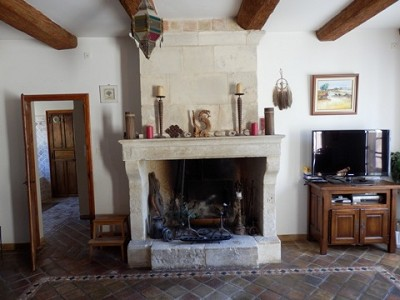 Image 13   4 bedroom farmhouse for sale with 0.71 hectares of land, Alpilles, Vaucluse , Provence 164581