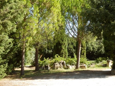Image 19   4 bedroom farmhouse for sale with 0.71 hectares of land, Alpilles, Vaucluse , Provence 164581