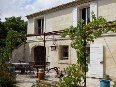 Image 5   4 bedroom farmhouse for sale with 0.71 hectares of land, Alpilles, Vaucluse , Provence 164581