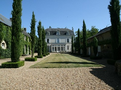 Manor House For Sale Vienne
