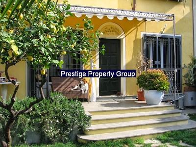 3 bedroom villa for sale, Bordighera, Imperia, Liguria