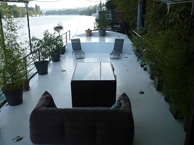 4 bedroom houseboat for sale, Suresnes, Haut de Seine 92, Paris-Ile-de-France