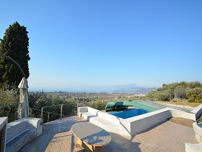 Exclusive Villa with Unobstructed Views