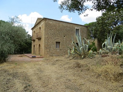 Image 5 | 3 bedroom villa for sale with 3.5 hectares of land, Enna, Sicily 165069