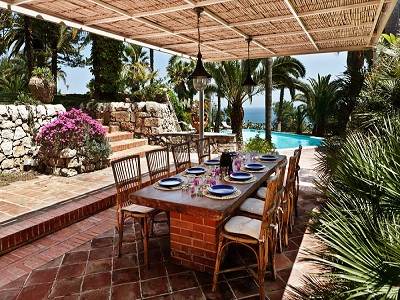 Image 11   8 bedroom villa for sale with 2.5 hectares of land, Augusta, Syracuse, Sicily 165070
