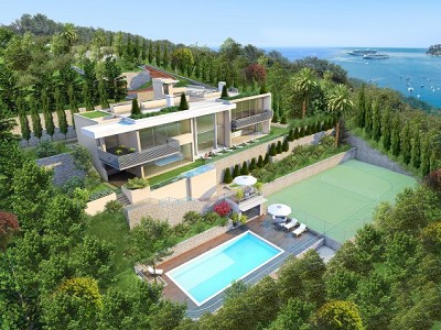7 bedroom villa for sale, Villefranche sur Mer, Villefranche, Provence French Riviera