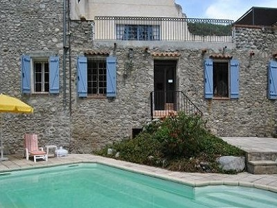 6 bedroom mill for sale, Ceret, Pyrenees-Orientales, Pyrenees Vallespir