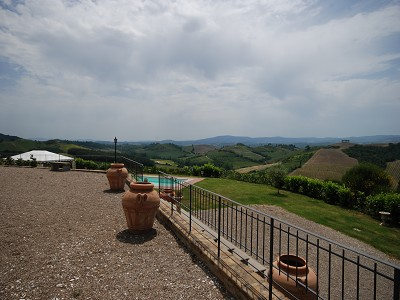 Image 10 | 9 bedroom villa for sale with 3 hectares of land, Certaldo, Florence, Chianti 165392