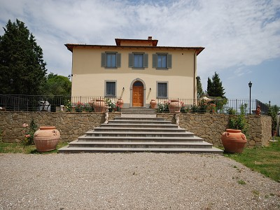 Image 11 | 9 bedroom villa for sale with 3 hectares of land, Certaldo, Florence, Chianti 165392