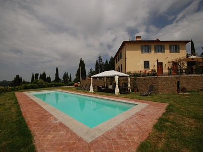 Image 7 | 9 bedroom villa for sale with 3 hectares of land, Certaldo, Florence, Chianti 165392