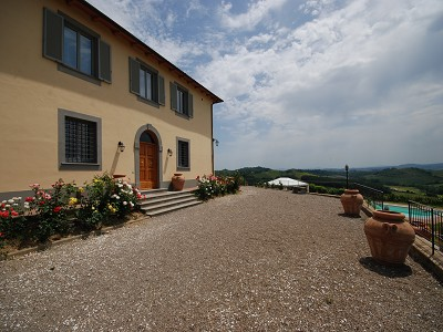 Image 9 | 9 bedroom villa for sale with 3 hectares of land, Certaldo, Florence, Chianti 165392