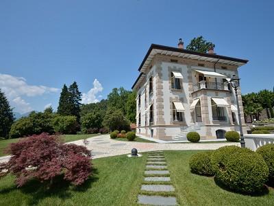 Image 10 | 8 bedroom villa for sale with 0.75 hectares of land, Lake Maggiore, Verbano-Cusio-Ossola, Lake Maggiore 165514