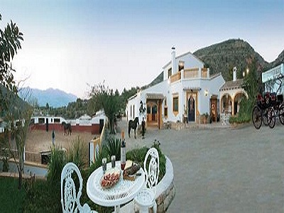 Superb Equestrian Ranch in Orba, Alicante