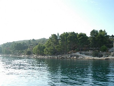 Plot of land for sale, Dugi Otok, Istria, Adriatic Coast