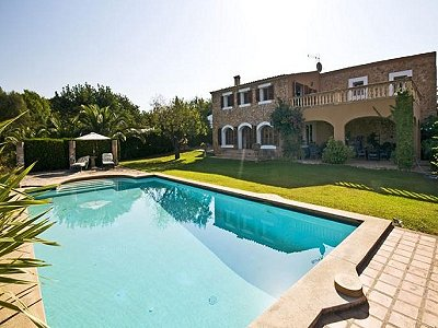 Image 1 | 4 bedroom villa for sale, Santa Maria del Cami, Mallorca 166519