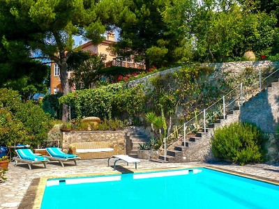 3 bedroom villa for sale, Menton, Cote d'Azur French Riviera
