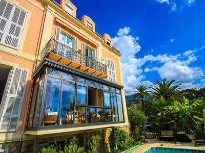 8 bedroom villa for sale, Menton, Provence French Riviera