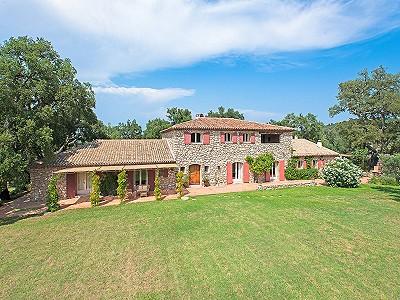 Image 4 | 8 bedroom villa for sale with 8 hectares of land, Roquebrune sur Argens, Var , Cote d'Azur French Riviera 167146