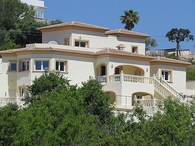 Image 1 | 4 bedroom villa for sale with 800m2 of land, Solpark, Moraira, Alicante Costa Blanca, Valencia 167812