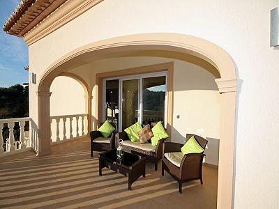 Image 3 | 4 bedroom villa for sale with 800m2 of land, Solpark, Moraira, Alicante Costa Blanca, Valencia 167812